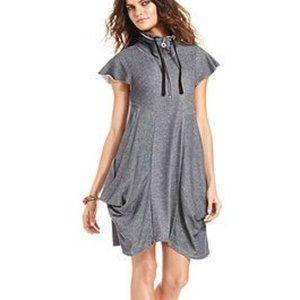 Kensie Tunic Dress Grey sz S